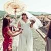 Donna australiana sposa un ponte nel sud della Francia (1)