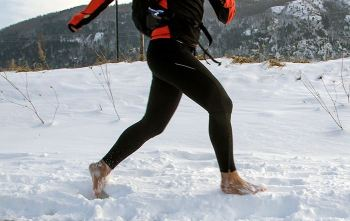 Ingegnere canadese vuole correre dal Canada all'Argentina a piedi nudi (2)