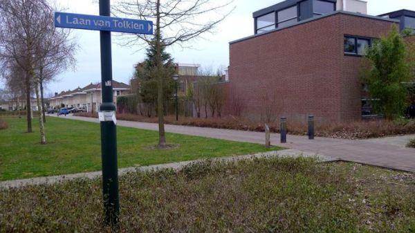 Città olandese ha i nomi delle vie ispirate a Il Signore degli Anelli (4)