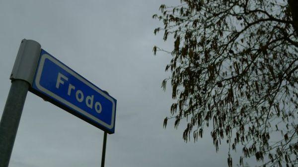Città olandese ha i nomi delle vie ispirate a Il Signore degli Anelli (3)