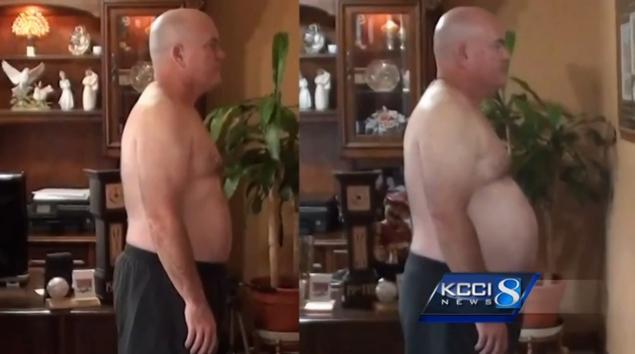 Mangia per 90 giorni da McDonald's e perde 16 kg! (1)