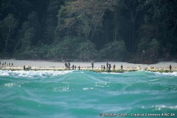 North Sentinel, l'isola che è anche il posto più difficile da visitare (4)