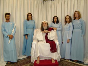 Inri Cristo, l'uomo che crede di essere Gesù reincarnato (1)
