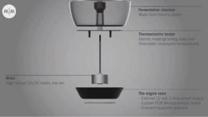 Miracle Machine, la bottiglia che trasforma l'acqua in vino (1)