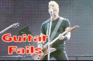 I migliori FAIL di musicisti e non che suonano la chitarra