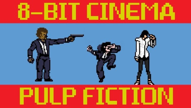 8bit pulp fiction