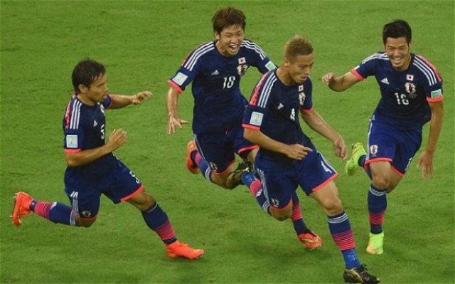 Japan - Brazil 2014