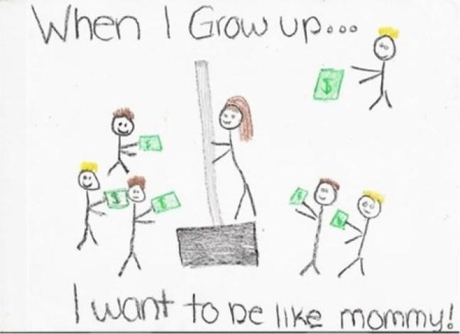 I 10 disegni più grotteschi fatti dai bambini (1)