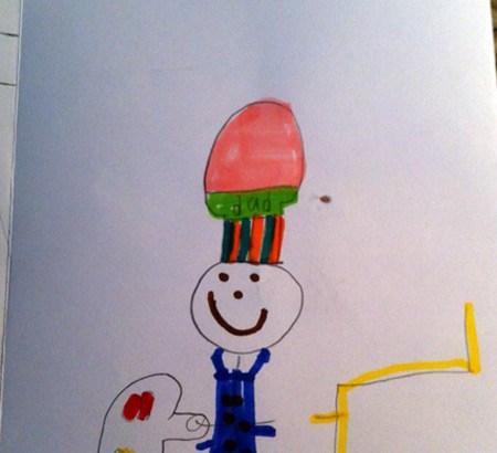 I 10 disegni più grotteschi fatti dai bambini (5)