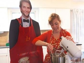 In cucina con Bradley Cooper