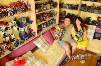 Colleziona modellini di Transformers