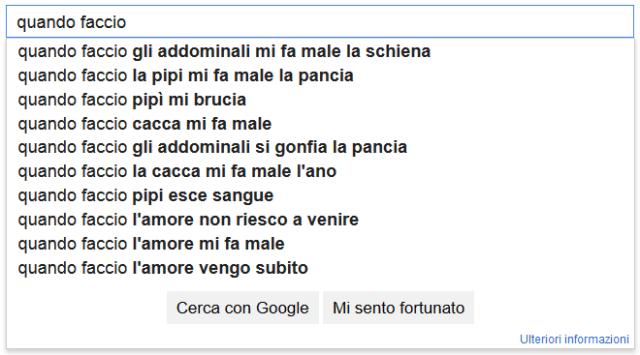 Suggerimenti Google divertenti (2)