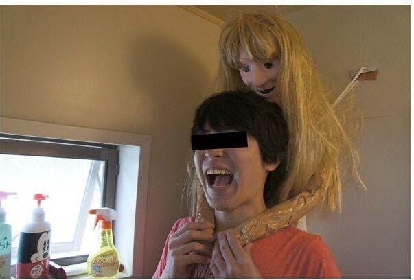 Trasforma la doccia in una bambola (6)