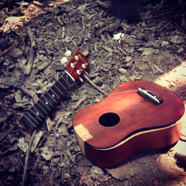 Come sarebbe il death metal suonato con l'ukulele? (VIDEO) (1)