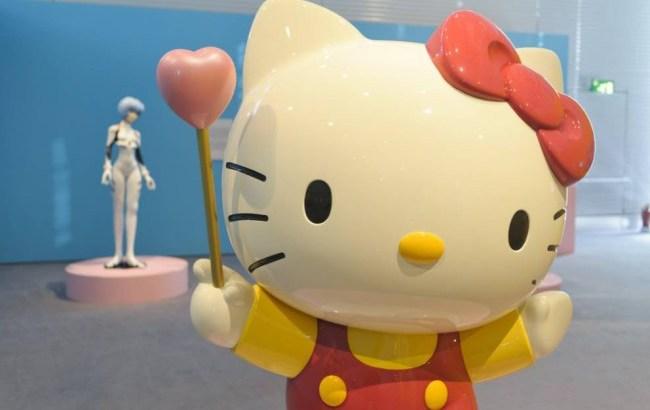 Lo sapevate che Hello Kitty in realtà non è un gatto? (2)