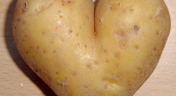 Patata cresce nella vagina