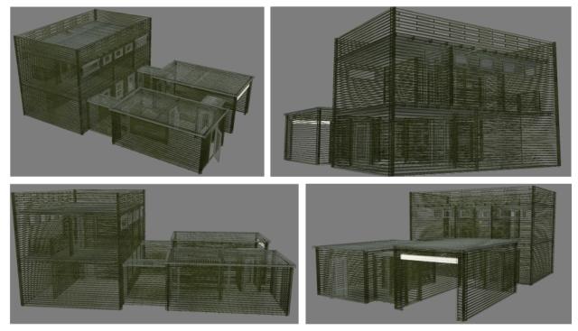 Paura di un attacco zombie? Acquista la casetta di legno zombieproof (2)