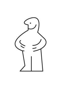 Omino dell'IKEA travestito da personaggi di cartoni animati (4)