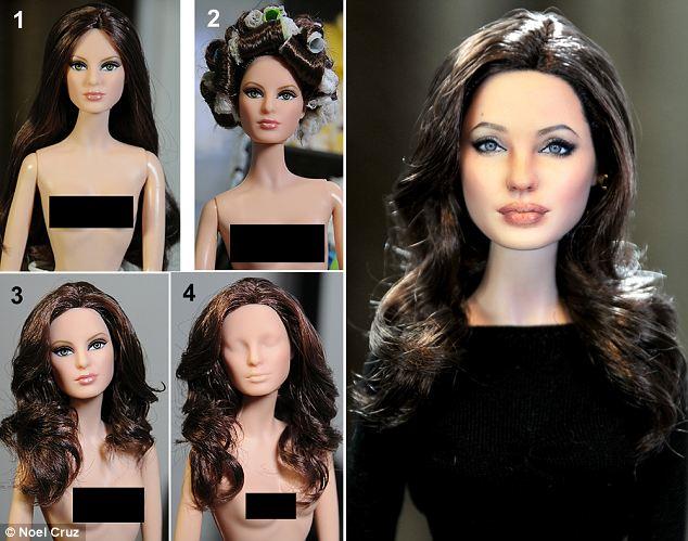 Crea barbie incredibilmente somiglianti a personaggi di film e serie TV (4)