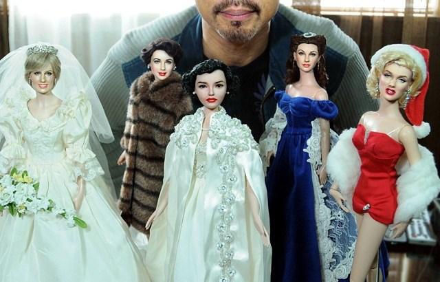 Crea barbie incredibilmente somiglianti a personaggi di film e serie TV (8)
