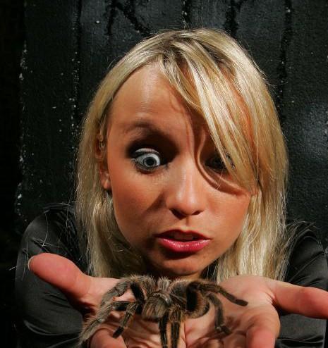 Paura dei ragni? Vuol dire che siete in buona salute