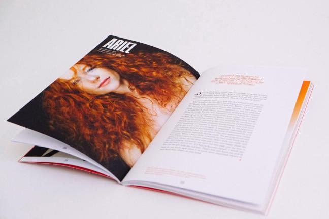 MC1R, la prima rivista al mondo per le persone dai capelli rossi