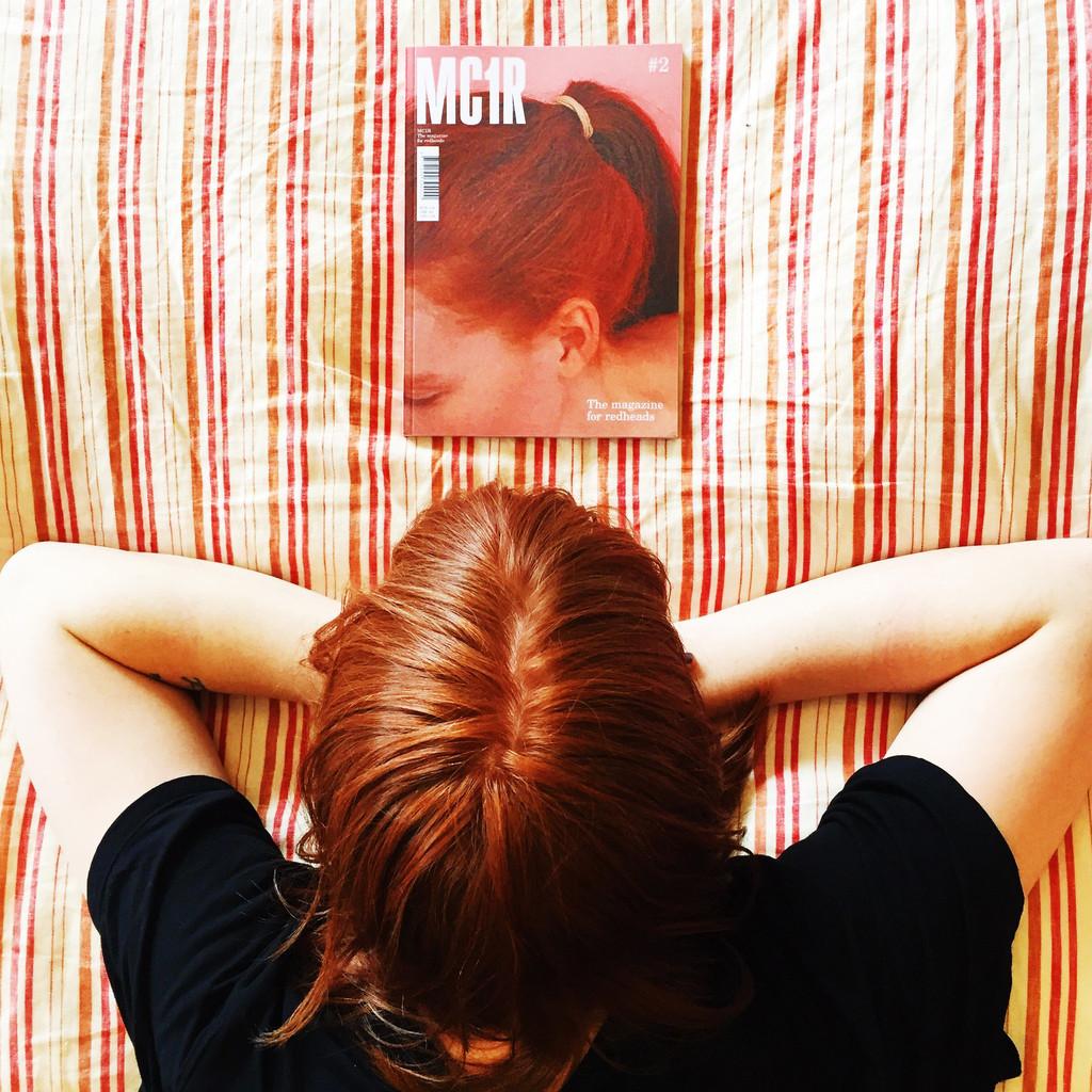 redhead prima