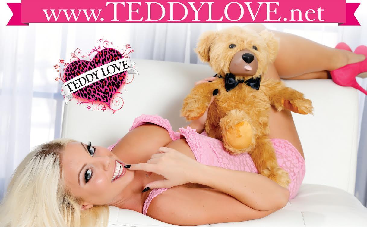 Teddy Love, l'orsetto di peluche – e vibratore – per le cattive ragazze