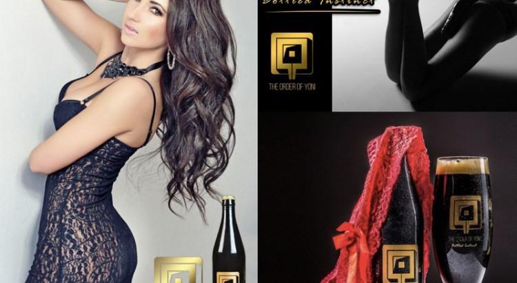 Ecco la 'birra aromatizzata alla vagina' della modella Alexandra Brendlova