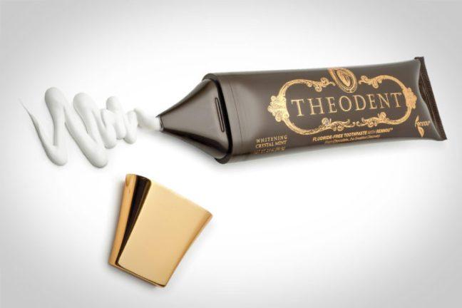 Theodent, il dentifricio al cioccolato senza fluoro