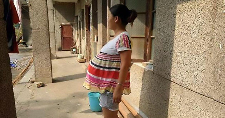 Ha partorito la donna cinese incinta da quasi 18 mesi
