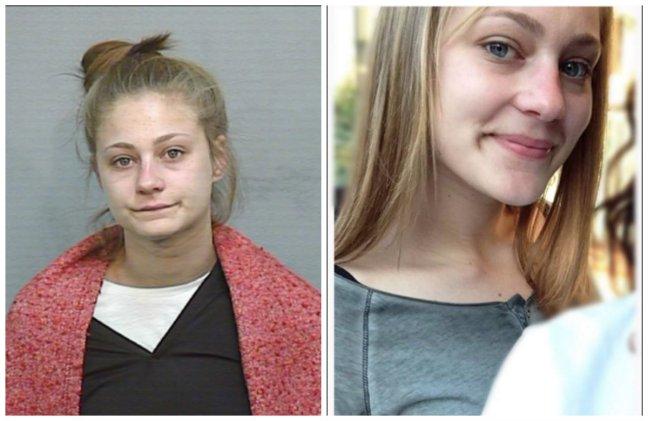 Ragazza 18enne evade di prigione e chiede alle autorità di usare una foto segnaletica più carina