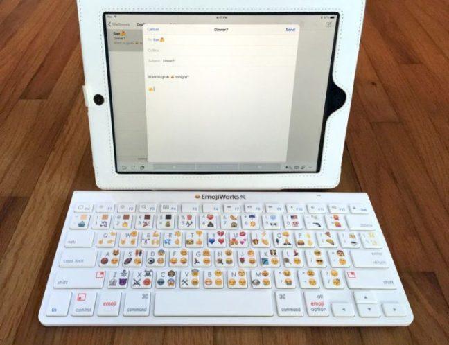 In prevendita da EmojiWorks la tastiera di emoticon