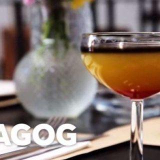 Aragog, il cocktail che contiene una goccia di veleno di tarantola