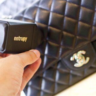 Entrupy, scanner portatile che verifica l'autenticità delle borse