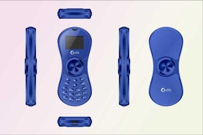 Fidget-Spinner-Smartphone-blu