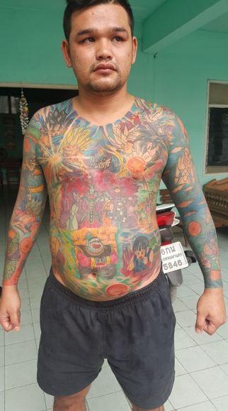 dragon-ball-tatuaggio
