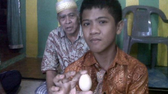 depone-uova-dall'ano