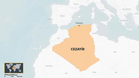 Cezayir - konum absurdizi.com