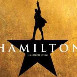 Hamilton müzikali kapak foto