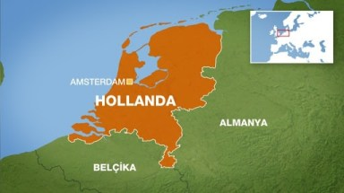 Hollandanın konumu absurdizi.com