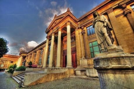 İstanbul Arkeoloji Müzesi absurdizi.com