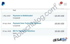 Working PayPal account that can send and receive money in NigeriaNigeria without VPN