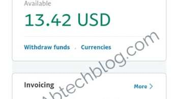 Working PayPal account that can send and receive money in Nigeria