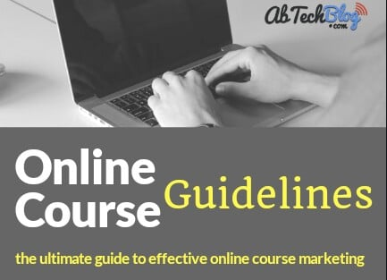 Online Course Guidelines: Tips to Sell New Courses Effectively