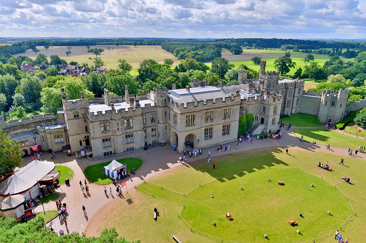 England Warwick
