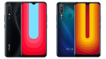 Vivo U20 vs Vivo U10: Specifications and Price in India