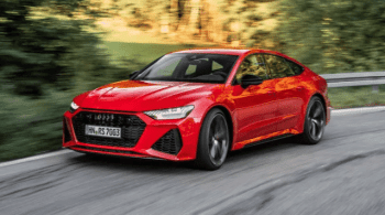 2020 Audi RS7 Sportback first drive review Angry master blaster