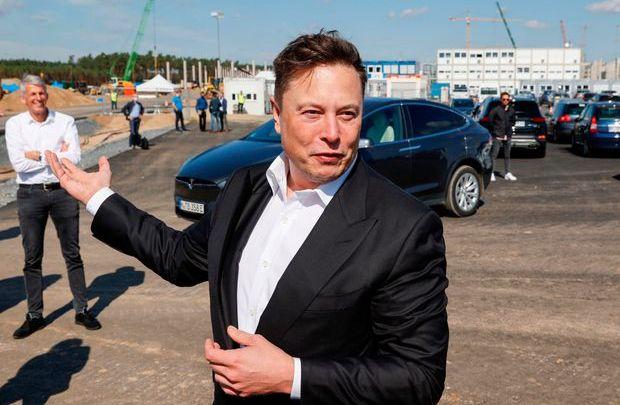 Elon Musk Tesla buys $1.5 billion worth of bitcoin