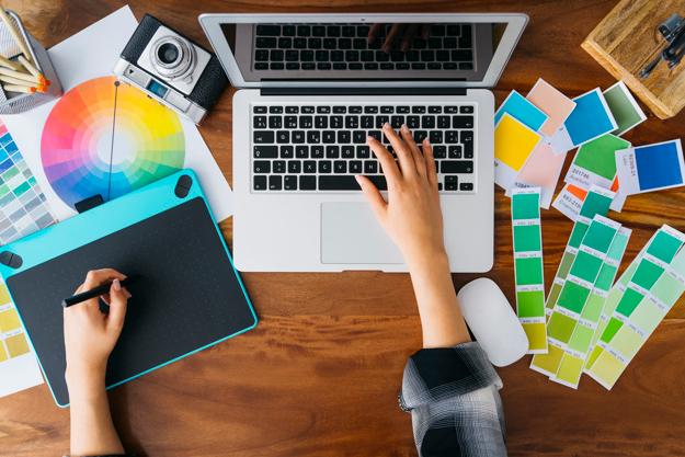 Creative designing image